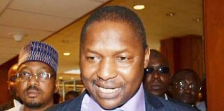 Plot To Remove Magu Thickens, Justice Minister Malami Recommends 3 Candidates As New EFCC Chairman