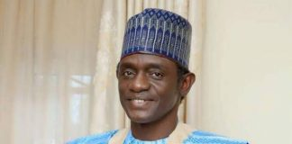 Breaking: We Didn't Break Any Law, Newly Appointed Chairman Of APC Caretaker C'tee