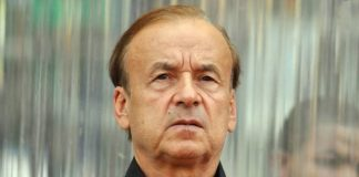 New contract: Rohr must deliver -Sports minister warns