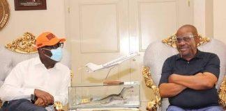 Obaseki Seeks Political Survival, Visits Wike