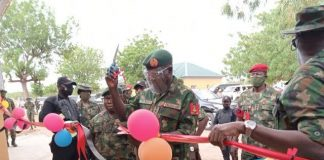 Buratai Assures Soldiers Of Decent Accommodation