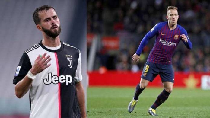 Barcelona Sell Arthur To Juventus For 72m Euros, Buy Pjanic For 60m Euros