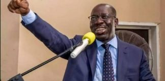 Secondus Charges Obaseki, 'Your Journey To PDP Is An Act Of God'
