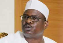 Ali Ndume Agrees To Stand Surety For Maina