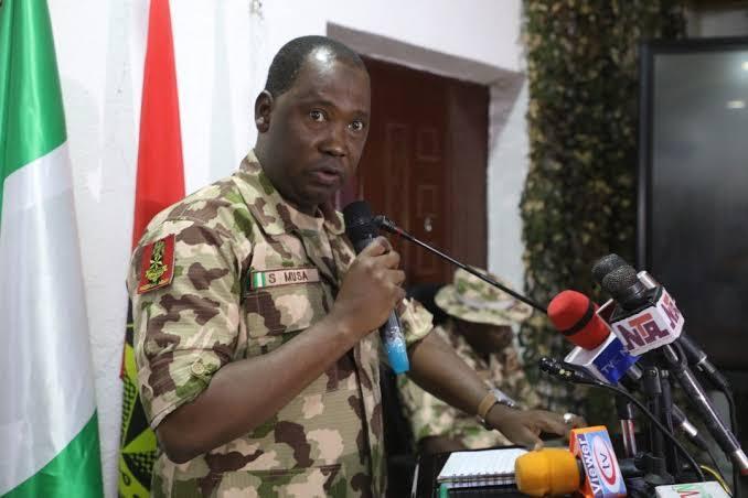 Katsina Convoy Accident: Nigerian Army Commiserates With Family Of Victim