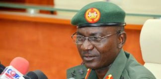 Military Intensifies Operation against Economic Sabotage in South-South