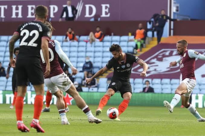 Chelsea Fight Back To Earn 2-1 Win At Struggling Aston Villa