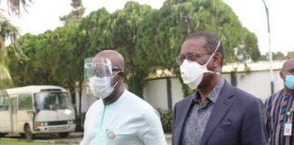 Okowa Welcomes Obaseki To PDP