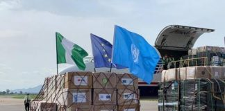 COVID-19: EU, UN Hand Over Essential Medical Supplies Worth $22m To Nigeria