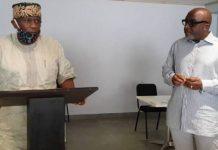 2021: Anambra Town Unions Endorse Okonkwo