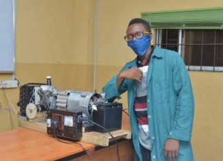 Gregory Varsity Student Designs Hybrid Fuel-less Power Generator — Official