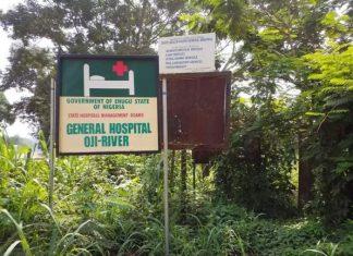 ENSG Promises Upgrade Of Health Facility In Oji River