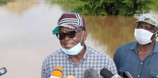 Dredging Of River Benue Solution To Flooding In Makurdi - Ortom