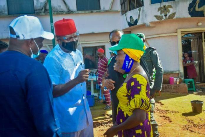Rebuild Nigeria Group Hosts Valentine Ozigbo