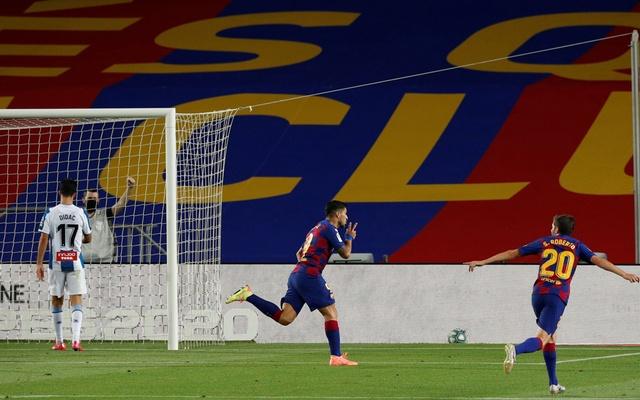 Suarez Scores As Barca Condemn Neighbours Espanyol To Relegation