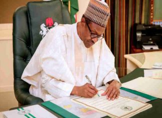 Buhari Signs Revised 2020 Budget Friday – Presidential Aide