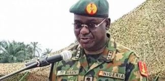 I don't Believe In Dialogue With Bandits – Buratai