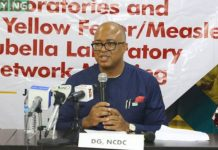 812 Doctors, Nurses, Other Health Workers Contract COVID-19 — NCDC