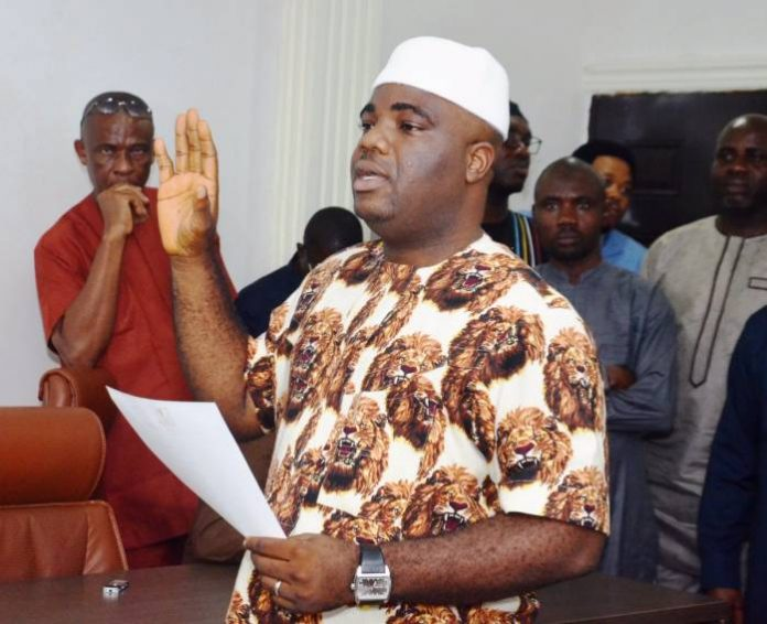 Court Restrains Nwafor From Parading Himself As Imo APC Chairman