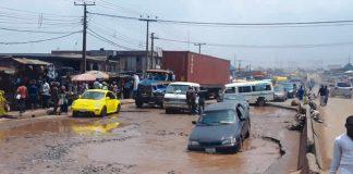 Motorists, Residents Decry Deplorable Condition Of Lagos-Abeokuta Expressway