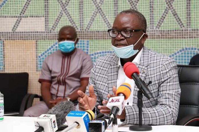 Crisis In Benue: Ortom Warns Criminal Elements To Surrender, Restates N50 million Ransom On Gana