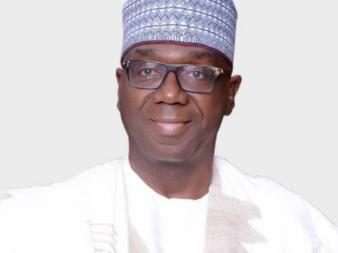 Gov. AbdulRazaq Felicitates With Bamigboye As Rotary's First Female Governor