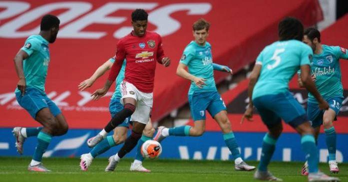 Man Utd Maul Bournemouth 5-2