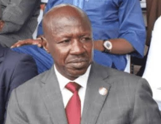 JUST IN: Presidency Suspends Acting EFCC Boss Ibrahim Magu
