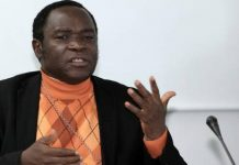 Buhari Condoles With Bishop Kukah Over Mother's Death
