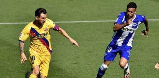 Messi Breaks Top Goalscorer Record After Barca's Final Day Win