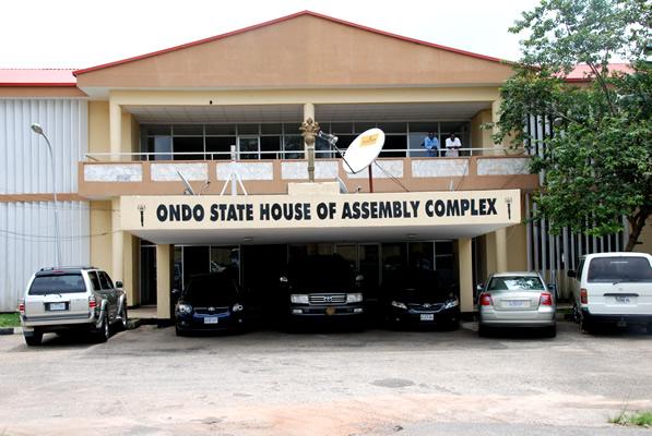 Ondo Assembly Deputy Speaker, One Lawmaker Suspended