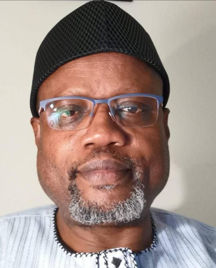 Pastor Peters Osawaru Omoragbon