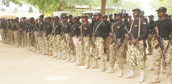 Insecurity: Nigerian Army Graduates 1,151 Special Forces