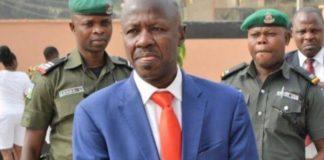 BREAKING: Magu regains freedom from custody