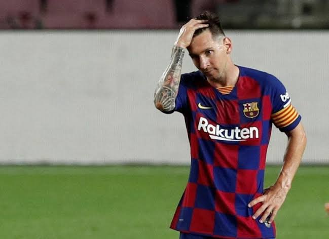 Messi Unwilling To Renew Barca Contract
