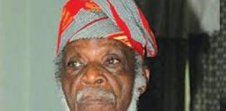 Afenifere Leader, Pa Fasanmi, To Be Buried August 4