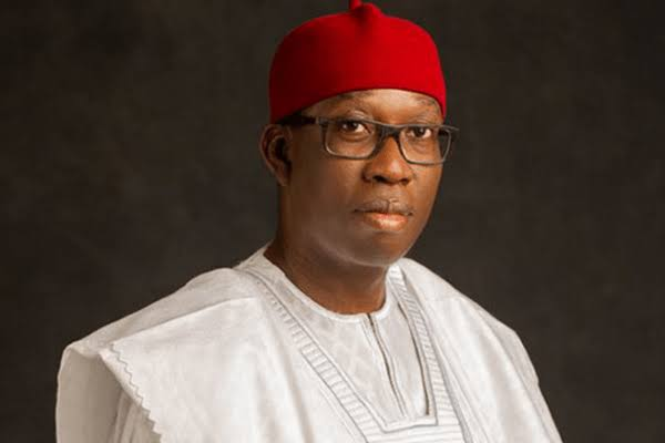 COVID-19: Delta Council Workers Hold Prayer Session For Okowa, Others