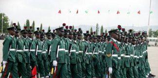 Nigerian Army Commissions 373 Cadets At Jaji