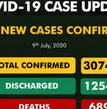 NCDC Reports 499 New Coronavirus Cases In Nigeria
