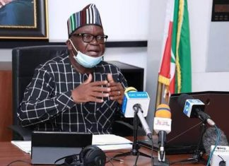 Crime Fighting: Ortom Advocates Synergy Between Security Agencies