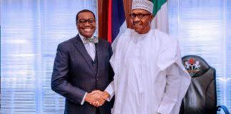 Buhari Hails AfDB President, Akinwunmi Adesina On Clearance By Independent Panel