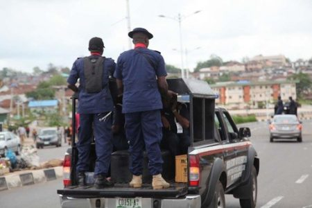 NSCDC arrests 2 for alleged child abuse in Abia
