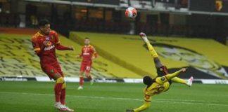 Welbeck Wonder Goal Takes Watford Away From EPL Drop Zone
