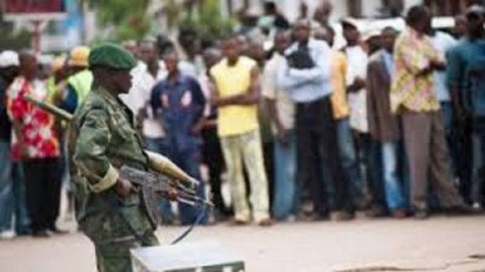 Drunken Soldier Kills At Least 12 Civilians