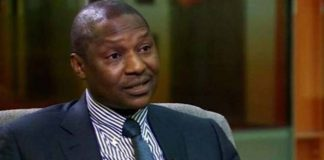 EFCC Probe: I Did Not Conspire With Anyone To Witch-Hunt Magu –Malami