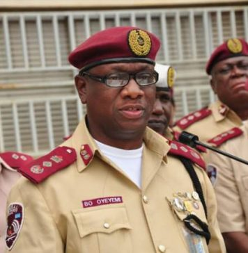 Operation Scorpion II: FRSC Impounds 3 Articulated Vehicles