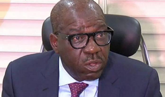 Edo Poll: APC Accuses Obaseki Of Arms Build-up