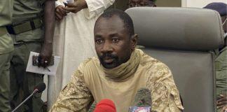 ECOWAS Asks Mali Coupists To Reinstate Keita Government