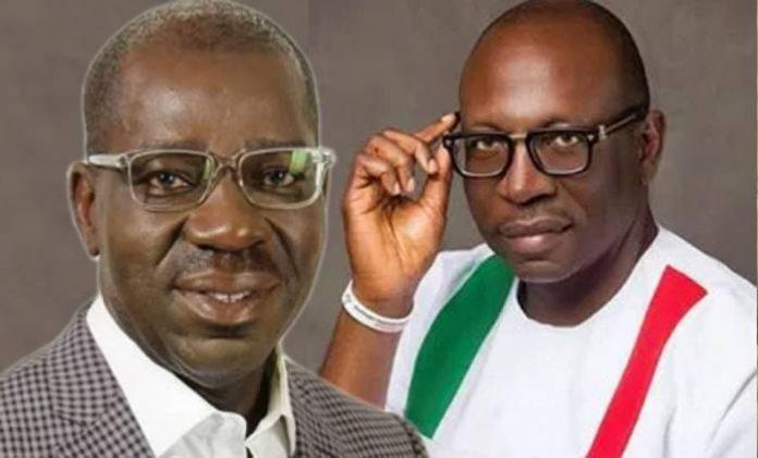 Edo 2020: Obaseki, Ize-Iyamu Entice Voters With Promises To Improve Education, Teachers' Salaries