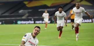Sevilla Reach Europa League Semi-finals As Wolves Pay For Penalty Kick Miss